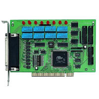 PCI-7250 8 Relay 8 Isolated Dig I/O